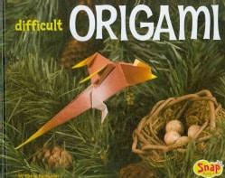 Difficult Origami (Hardcover)