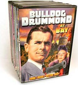 Bulldog Drummond Collection (DVD)