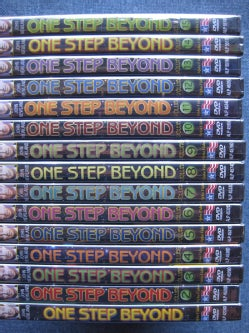 One Step Beyond Vols 1-15 (DVD)