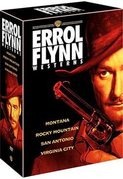 Errol Flynn Westerns Collection (DVD)