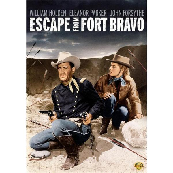 Escape from Fort Bravo (DVD) 3798561