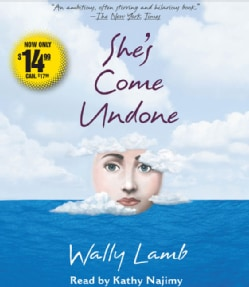 She's Come Undone (CD-Audio)