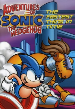 Adventures Of Sonic The Hedgehog: The Fastest Thing In Time (DVD)