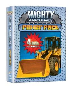 Mighty Machines Box Set Season 1
