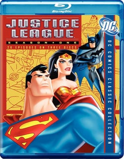 Justice League of America: Season 1 (Blu-ray Disc)