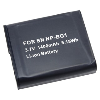 Li-Ion Battery for Sony Cybershot