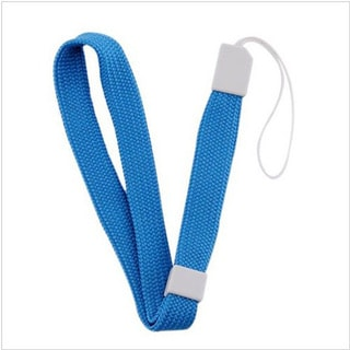 Blue Wrist Strap for Nintendo Wii Remote Control