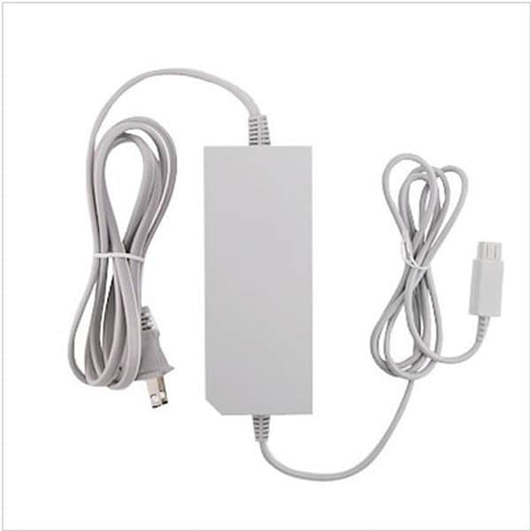 INSTEN Wii - Travel Charger AC Power Adaptor US Plug