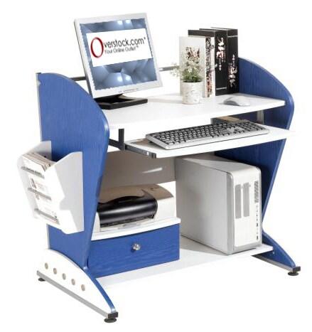Cosmopolitan Compact Desk Workstation