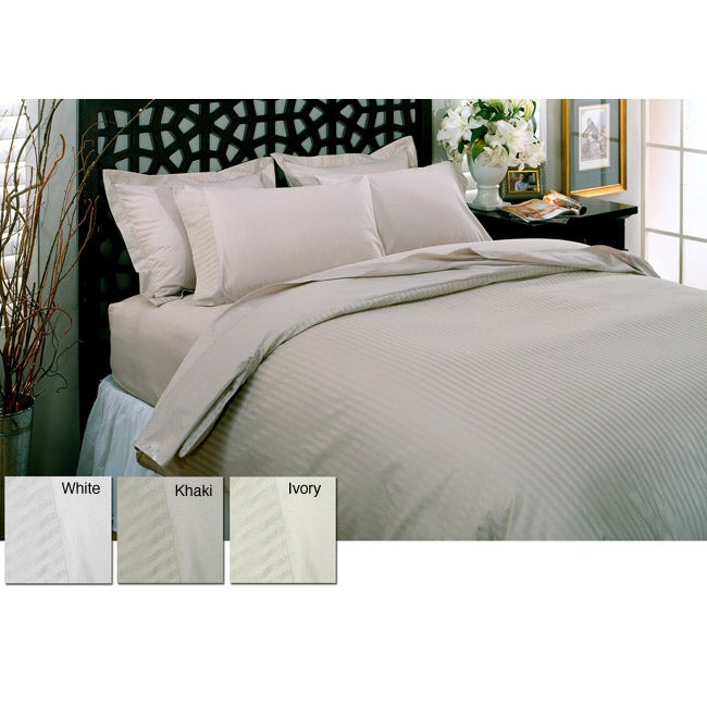 Duvet/ Sheet '2-in-1' 320 Thread Count 6-piece Bedding Set