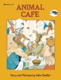 Animal Cafe: Story and Pictures (Paperback)