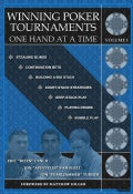 Winning Poker Tournaments One Hand at a Time (Paperback)