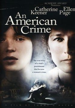 An American Crime (DVD)