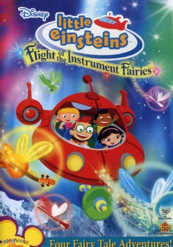 Disney Little Einsteins: Flight Of The Instrument Fairies (DVD)