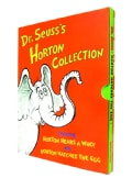 Dr. Seuss's Horton Collection: Horton Hears a Who! (Party Edtion) / Horton Hatches the Egg (Hardcover)