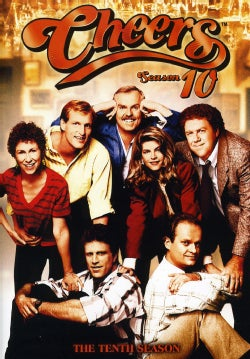 Cheers: The Complete Tenth Season (DVD)