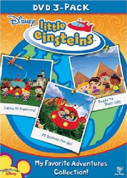 Disney Little Einsteins Fall 2008 3 Pack (DVD)