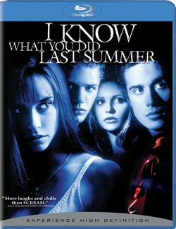 I Know What You Did Last Summer (Blu-ray Disc)