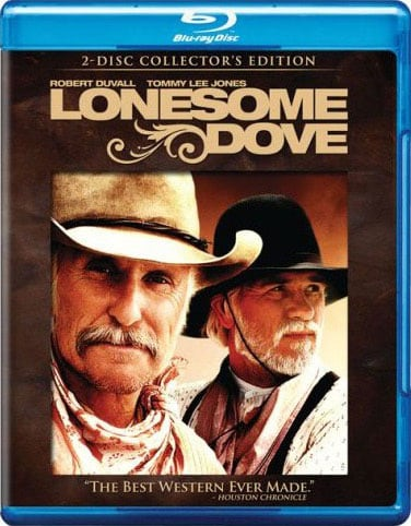 Lonesome Dove Collector's Edition (Blu-ray Disc)