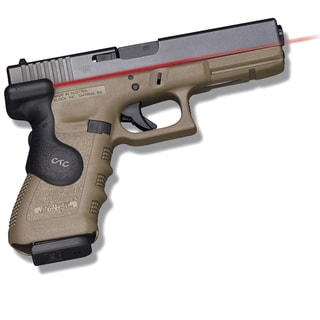 Crimson Trace Lasergrip for Full-size Glock Pistols