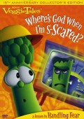 Veggie Tales: Where's God When I'm Scared (DVD)