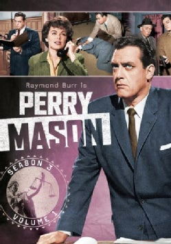 Perry Mason: The Third Season Vol. 1 (DVD)
