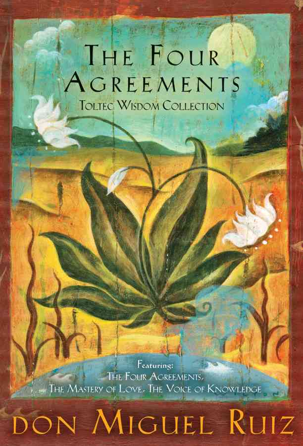 The Four Agreements Toltec Wisdom Collection (Paperback)