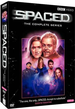 Spaced: The Complete Series (DVD)