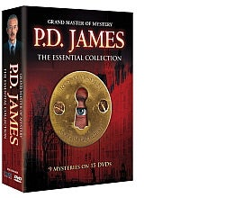 P.D. James: The Essential Collection (DVD)