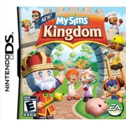 NinDS - MySims Kingdom