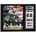 Emmitt Smith 12 x 15 Stat Plaque