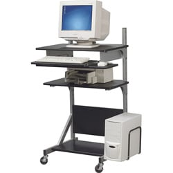Balt Alekto Adjustable Mobile Workstation