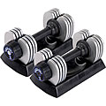 Stamina 25-pound Versa Bell II Adjustable Dumbbells (Set of 2)