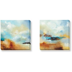 Sean Jacobs 'Desert Skies Series' Canvas Art Set