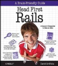 Head First Rails (Paperback)