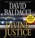 Divine Justice: Library Edition (CD-Audio)