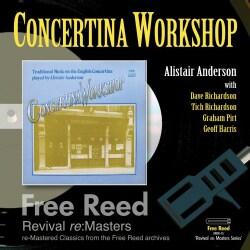 Alistair Anderson - Concertina Workshop