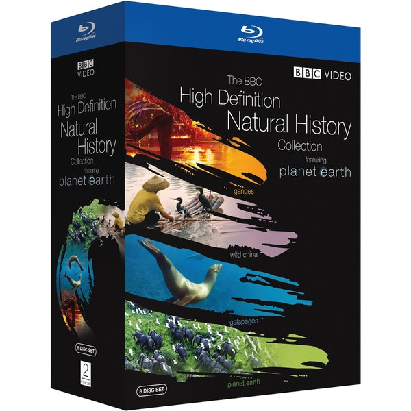 BBC High Definition Natural History Collection (Blu-ray Disc) 3822622