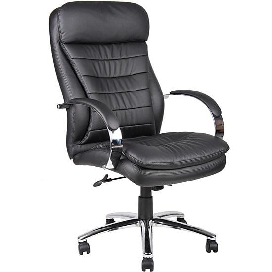 Boss Deluxe High-back Executive Contemporary Chair