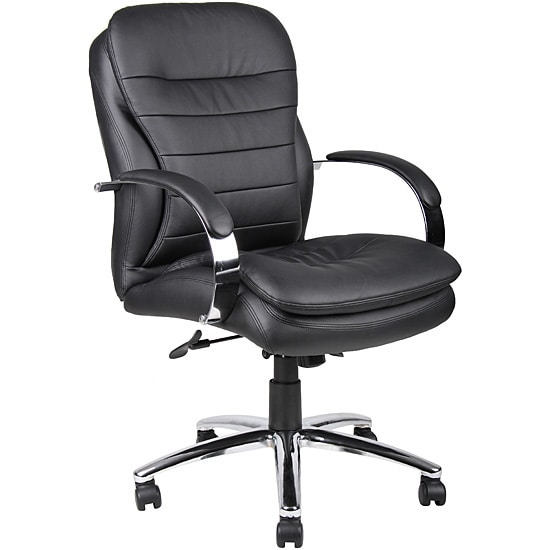 Boss Deluxe Executive Contemporary Chair