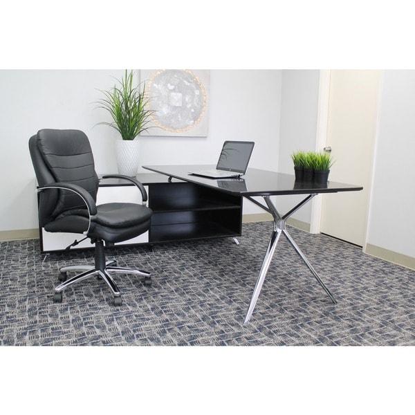 Boss Deluxe Executive Contemporary Chair