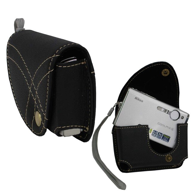 Amerileather 801-0123456789 Gracie Camera Case