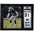 Roy Williams Collectible Stat Plaque
