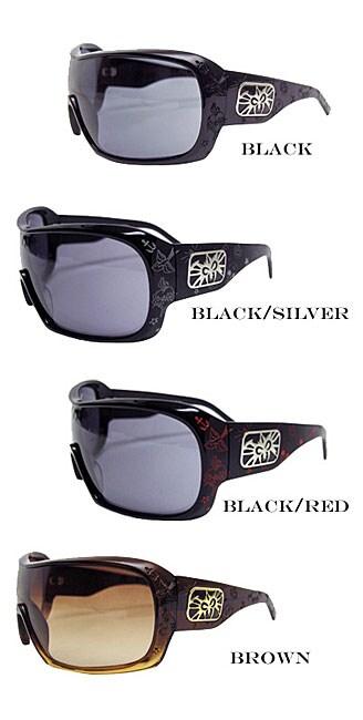 Black Flys Handmade FlySpace Sunglasses