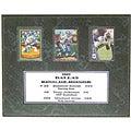 Dallas Cowboys' Ring of Honor 9x12 Card Plaque