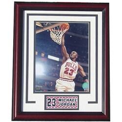 Michael Jordan 11x14 Deluxe Sports Plaque