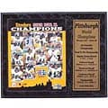 '06 Pittsburgh Steelers Champs 12x15 Sports Plaque