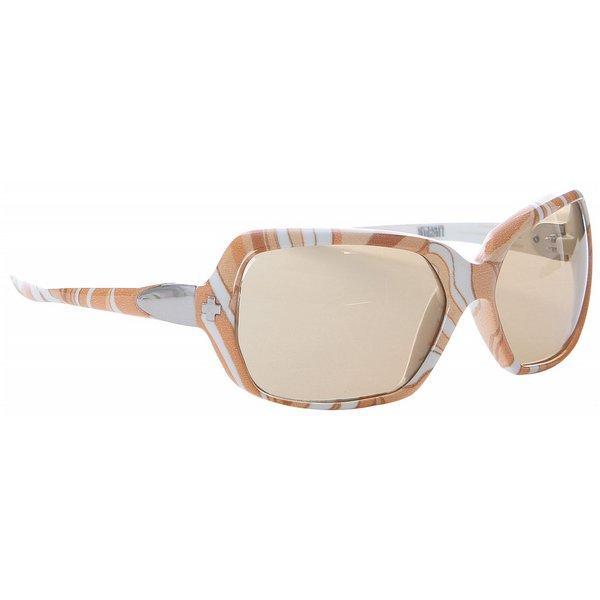 Spy Dynasty Women's Swirl Print Sunglasses