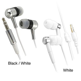 INSTEN Universal Comfortable In-ear Stereo Headset Lightweight Earphones