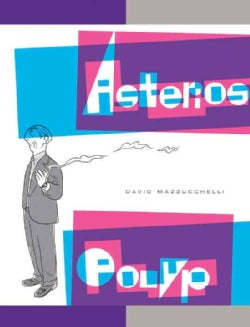 Asterios Polyp (Hardcover)